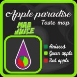 madjuice apple paradise