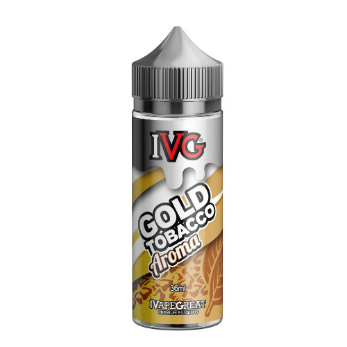 IVG - Gold Tobacco