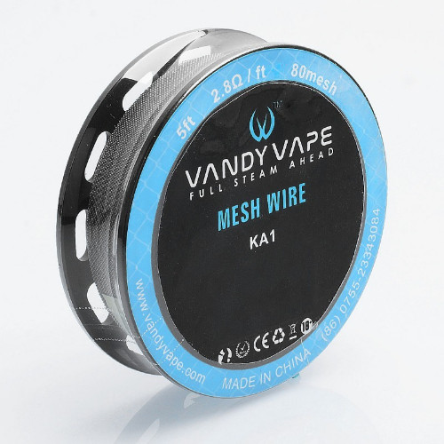 Vandy Vape - Mesh Wire KA1 5ft 2.8ohm